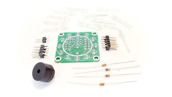 Shield LEDx12 Parts Charlieplexing