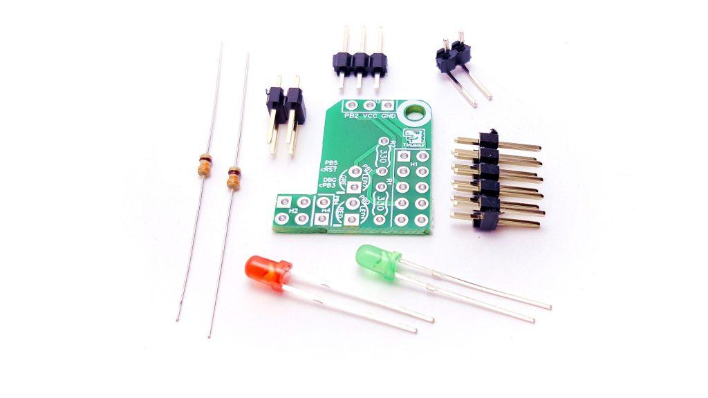 Shield LEDx2 Gen4 Parts