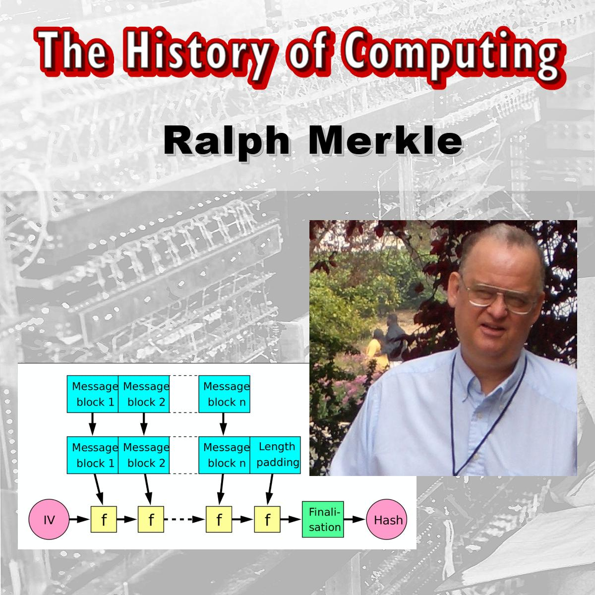 Ralph C. Merkle