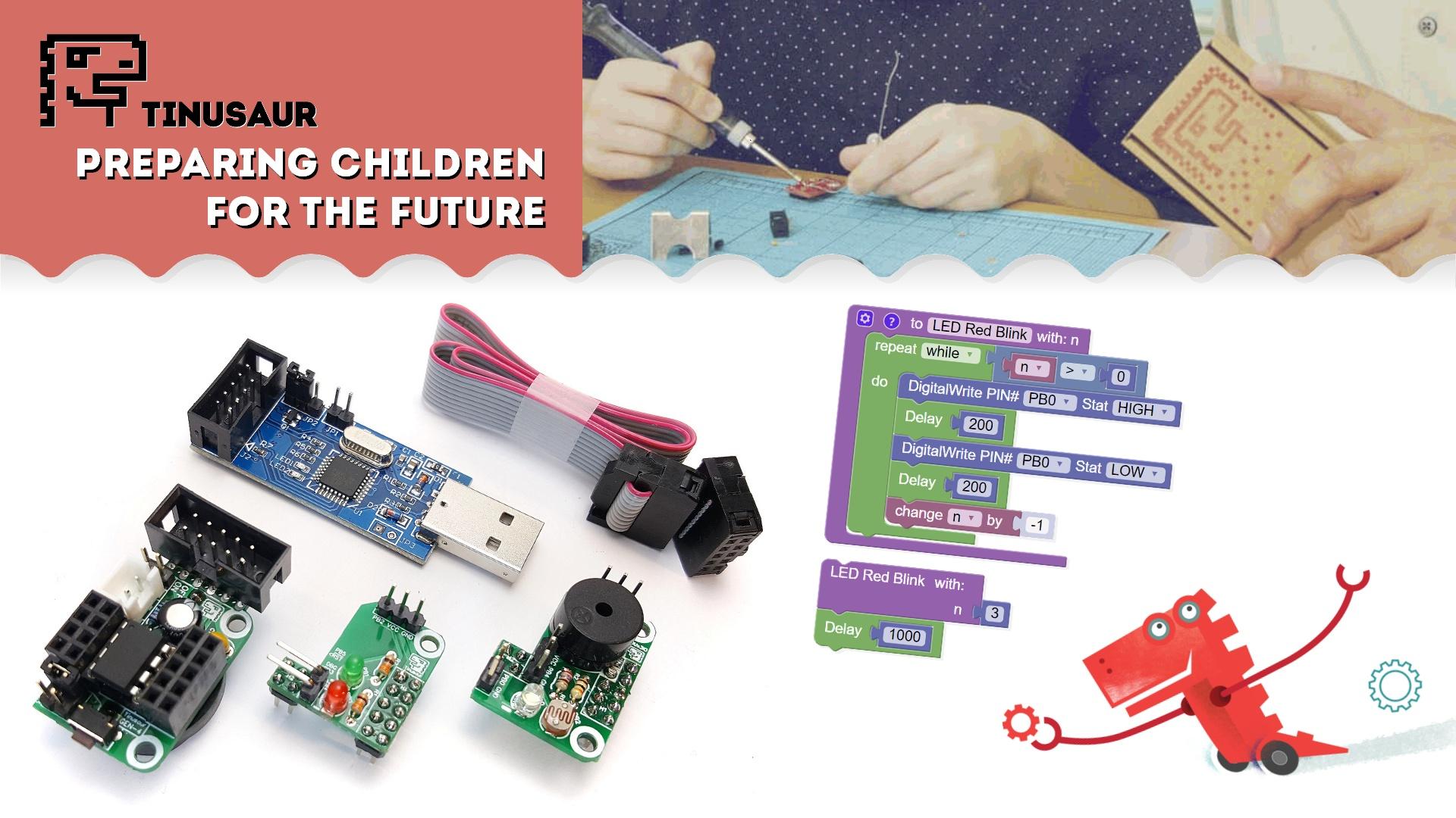 Tinusaur Products