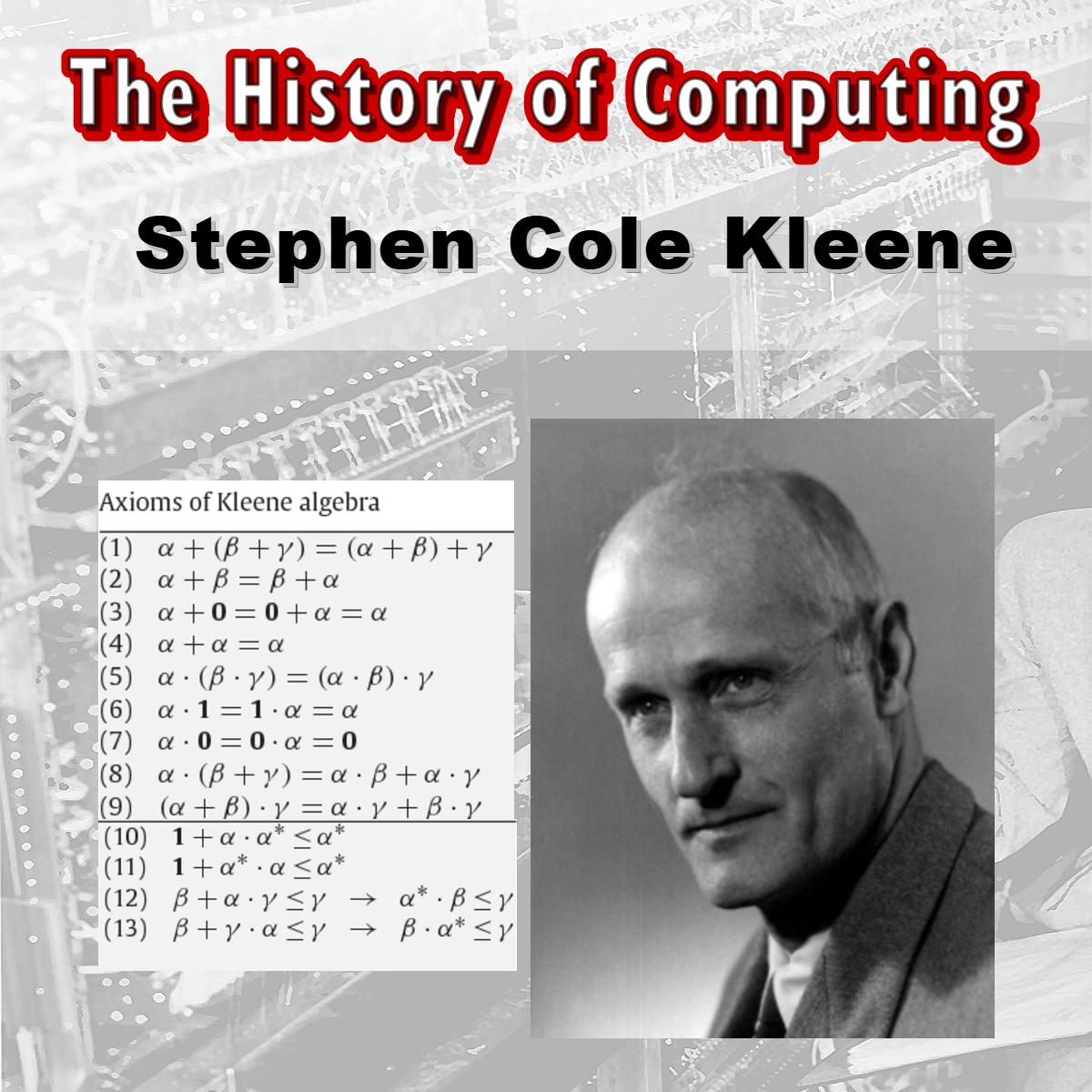 Stephen Cole Kleene
