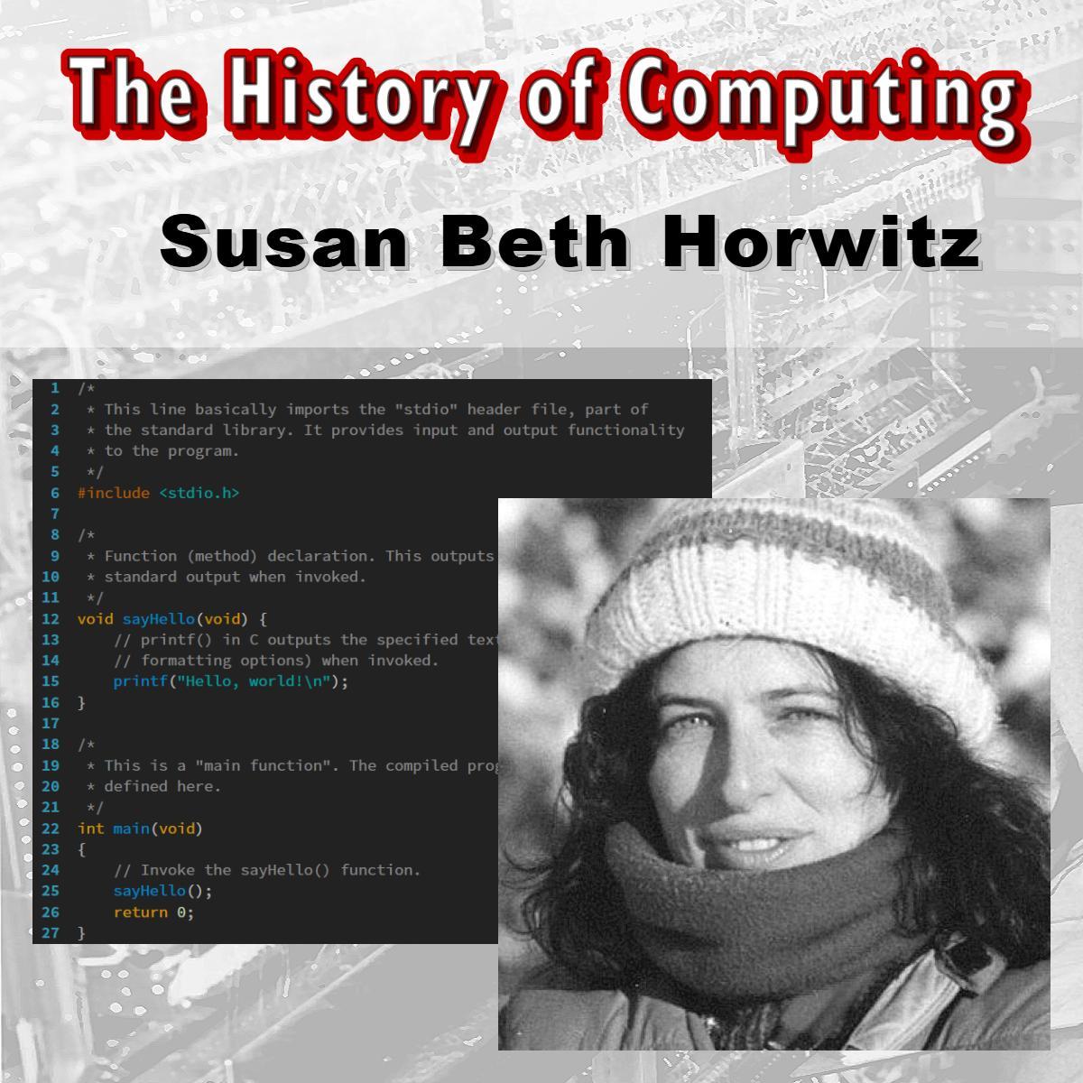 Susan Beth Horwitz