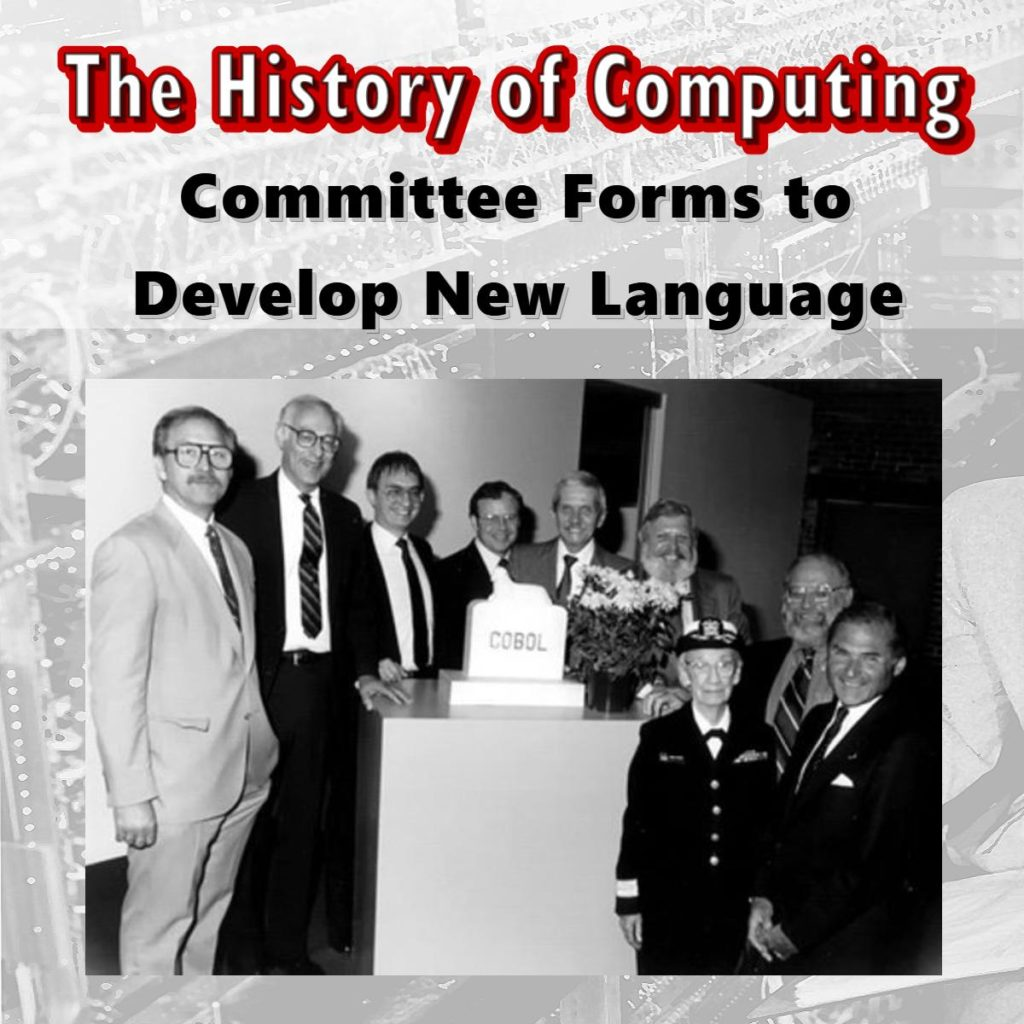 Committee Forms to Develop COBOL