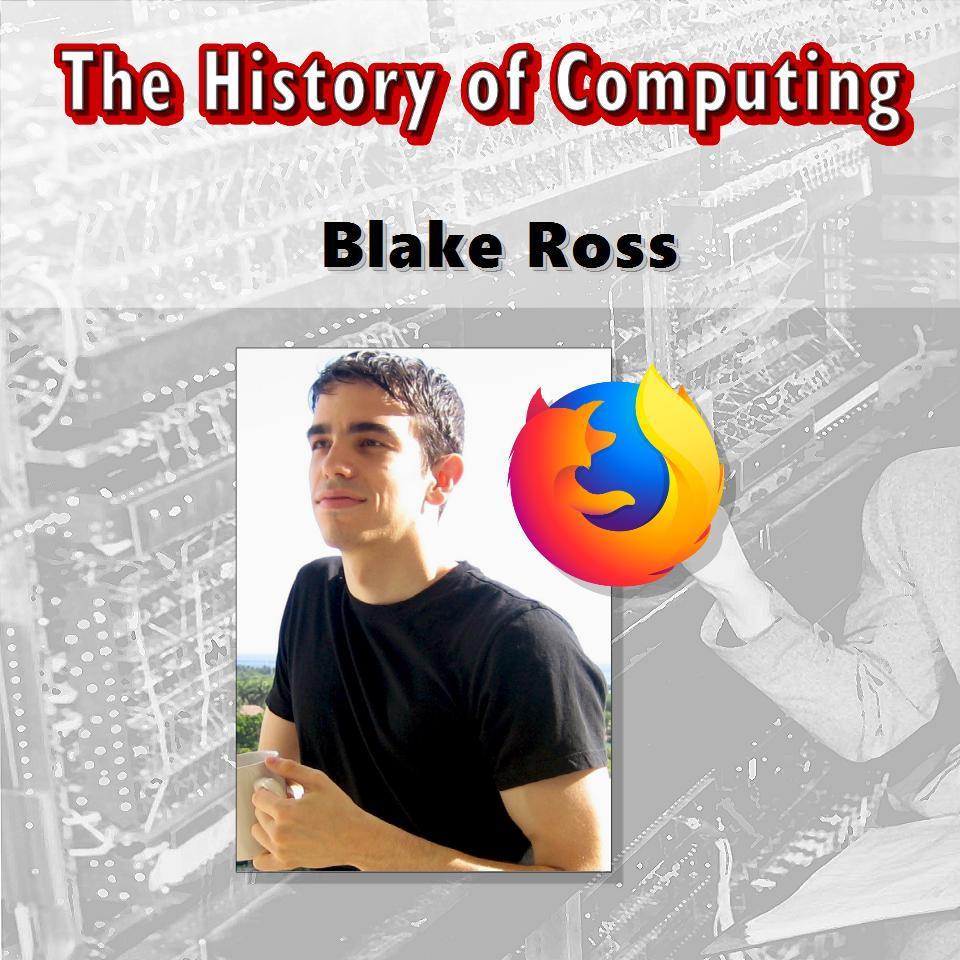 Blake Ross