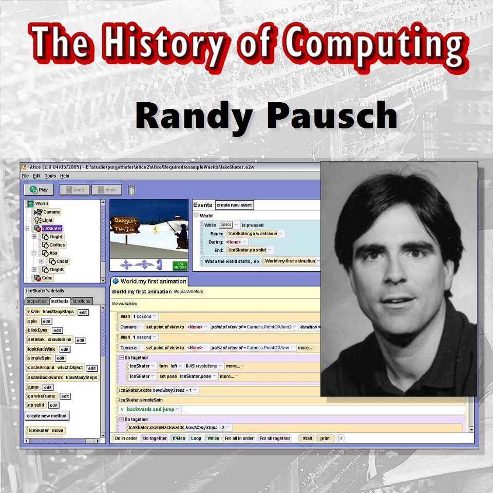Randolph Frederick Pausch