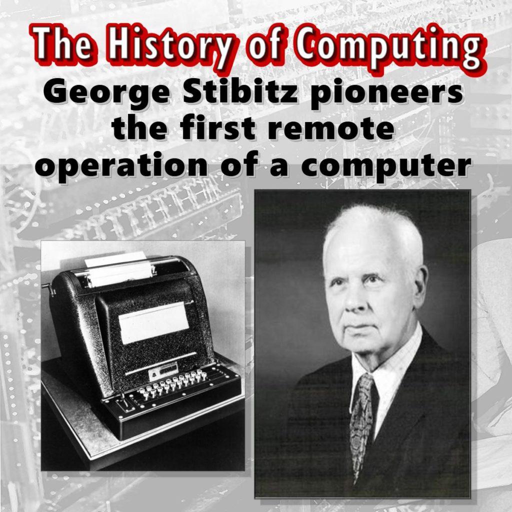 George Robert Stibitz