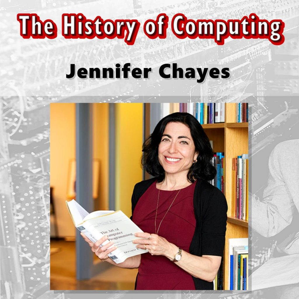 Jennifer Tour Chayes