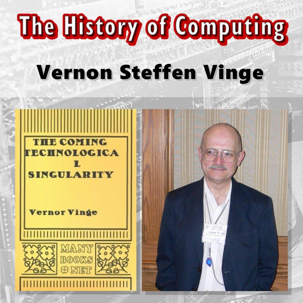 Vernor Steffen Vinge