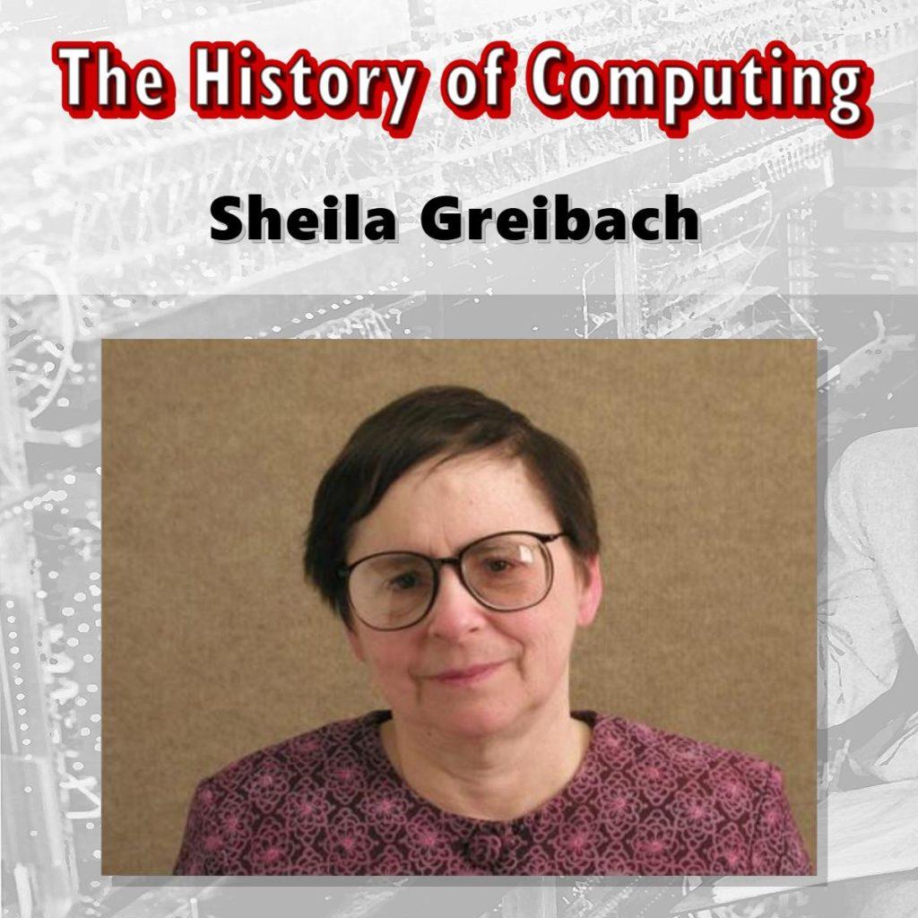 Sheila Adele Greibach