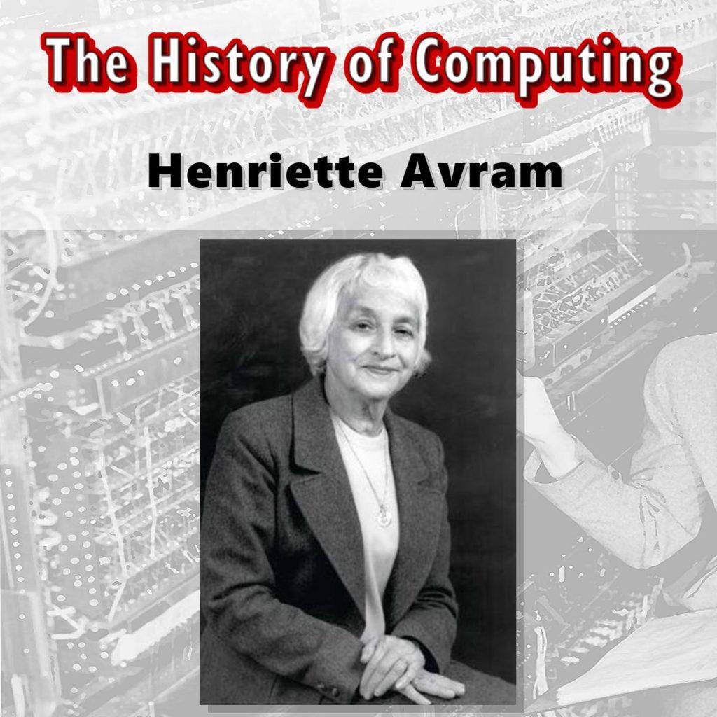 Henriette Davidson Avram